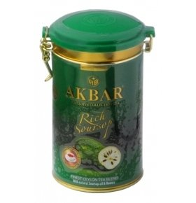 Чай Akbar Exclusive Rich Soursop 200г