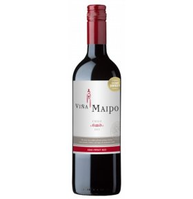 Вино Vina Maipo Semi Sweet Red 0,75л