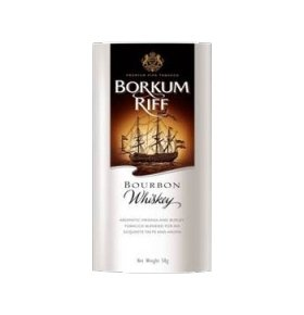 Табак Borkum Riff Bourbon Whiskey 50г