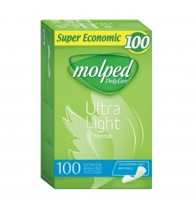Прокладки Molped Daily Care Ultra light Нормал 100шт/уп