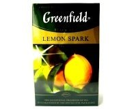 Чай черный Greenfield Lemon Spark 100г