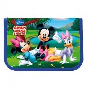 Пенал Ollli Mickey Mouse and Friends 17291 1шт
