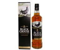 Виски Famous Grous The Black Grouse в коробке 0,7л