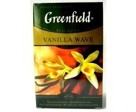 Чай черный Greenfield Vanilla Wave 100г