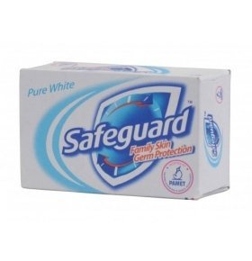 Мыло SafeGuard white 100г
