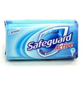 Мыло SafeGuard Свежий 100г
