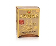 Чай Akbar Gold Earl Grey 80г