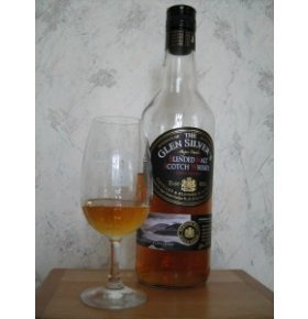 Виски Glen Silver's Scotch Blended Malt 12 years 0,7л