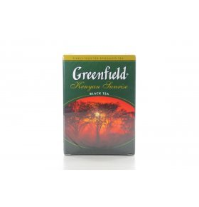 Чай черный Greenfield Kenyan Sunrise 100г