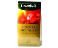 Чай Greenfield Summer Bouquet 25*2г