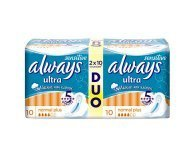 ALWAYS Ultra Sensitive Normal Plus Duo 20шт