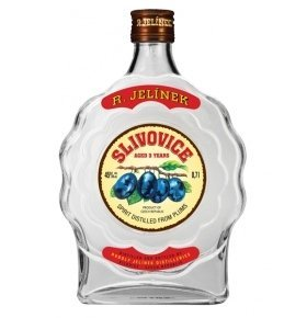 Бренди R.Jelinek Slivovitz 3yo 45% Dec btl gb 0.7л