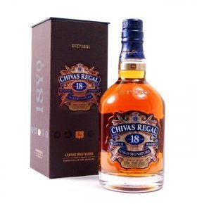 Виски Chivas Regal 18 лет 0,7л
