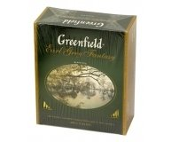 Чай черный Greenfield Earl Grey Fantasy 100*2г