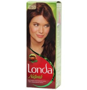 Краска Londacolor Naturals Какао 15/3 1шт