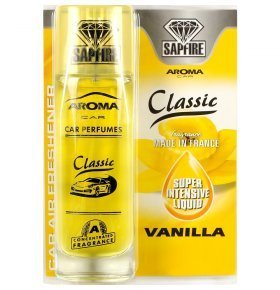 Ароматизатор Sapfire Aroma Car Pump Spray Vanilla 50мл
