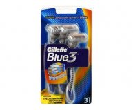 Станки одноразовые Gillette Blue 3 3шт/уп