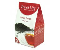 Чай черный Tea of Life Pekoe байховый 100г