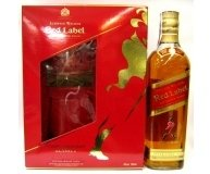 Виски Johnnie Walker Red Label + 2 стакана 0.7л