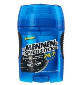 Дезодорант-стик Mennen Speed Stick Вкус ночи 50г