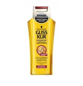 Шампунь Gliss Kur Nutritive 250мл