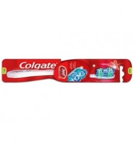 "Зубная щетка ""Colgate"" 360 Optic Whitе 1шт"