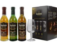 Виски Glenfiddich Mix Pack 12yo +15yo +18yo 3 х 0,2 л