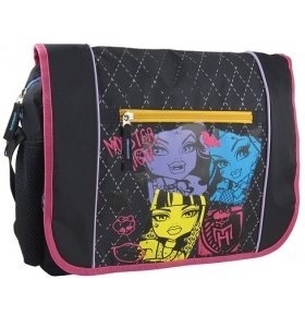 Сумка Monster High Kite MH13-566K 1шт