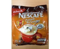 Кофе Nescafe Brown Sugar 3в1 17г