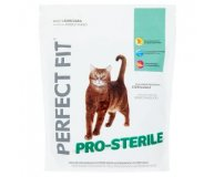 Корм д/котов Perfect Fit Pro-sterile с курицей сух 280г