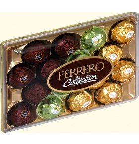 Конфеты Ferrero Rocher Collection T16 175г
