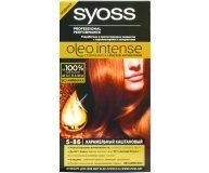 Краска для волос Syoss Oleo Intense 5-86 Карамельный-Каштановый 1шт