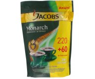 Кофе растворимый Jacobs Monarch 280 гр