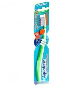Зубная щетка Aquafresh extreme clean flex tooth 1уп