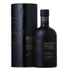 Виски Black art 4.1 Bruichladdich 49,2% 0,7 л