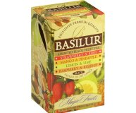Чай Basilur Magic Fruits ассорти 20 х 2 г