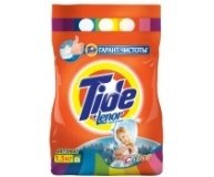 Порошок стирал. Tide Color Lenor Touch of Scent автомат 1.5кг