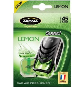 Ароматизатор Sapfire Supreme Speed Lemon 923155 8мл