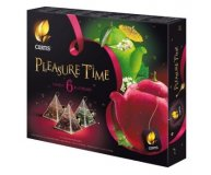 Набор чая Curtis Pleasure time 6х5х1,7 гр