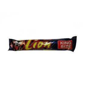 Батончик Nestle Lion King Size 68г