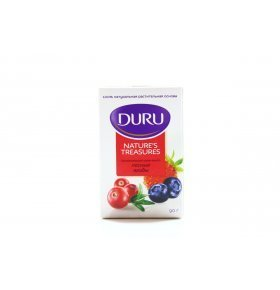 Мыло Duru Nature's Treasures лесные ягоды 90г