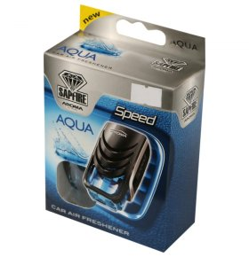Ароматизатор Sapfire Supreme Speed Aqua 923124 8мл