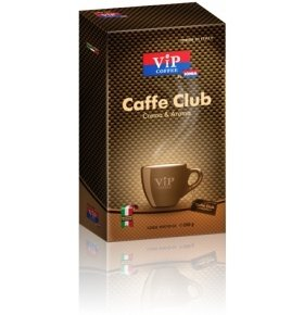 Кофе молотый Ionia VIP Coffee Caffe Club 250г