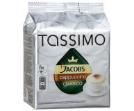 Кофе Jacobs Tassimo Monarch Капучино Рит 260г