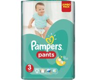 Подгузники Pampers Pants Jumbo Pack 6-11 кг 60 шт