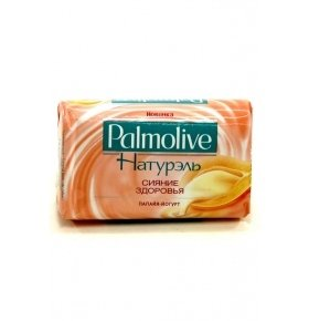 "Мыло ""Palmolive"" Naturel Папайя-Йогурт 90г"