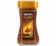 Кофе растворимый Nescafe Gold 95 гр