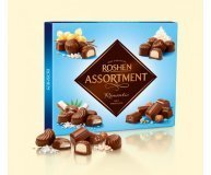 Конфеты Roshen Assortment romantic молочный шоколад 144г