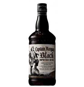 Ром Captain Morgan Black Spiced 0,7л