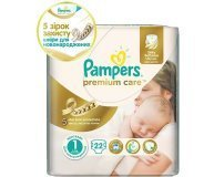 Подгузники Pampers Premium Care Newborn 2-5кг 22шт/уп